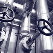 Gas and oil systems industry — Stock Photo