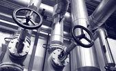 нефтяной и газовой промышленности систем — Стоковое фото