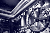 Industry gas and oil systems — Foto Stock