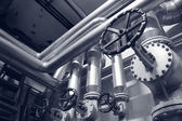 Oil and gas technology systems — Foto Stock
