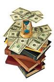 Money-time — Stockfoto