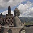 Royalty-Free Stock Photo: Borobudur Temple, Budda, Java, Indonesia