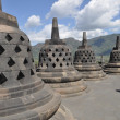 Borobudur Temple, Java, Indonesia — Stock Photo #2057472