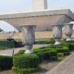 Indonesias national monument. Jakarta — Stock Photo #2486198