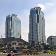 Stock Photo: Cityscape of Jakarta