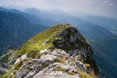 Mountainous landscape — Stock Photo