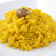Saffron rice — Stock Photo