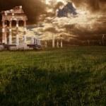 Ruins roman — Stock Photo #2052134