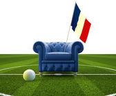 French cheer — Stock Photo