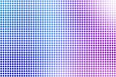 Vector doted mosaic — Stock Vector