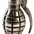 Stock Photo: Isolated grenade-lighter