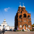 Vladimir church — Stock Photo #2004657