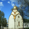 Novodevichiy monastery — Stock Photo #2006383