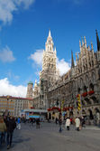 Munich grand view — Stock Photo