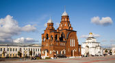 Vladimir church — Stock Photo