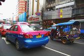 BKK Traffic — Stock Photo