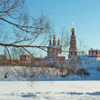 Russian town — Stock Photo