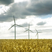 Wind turbine — Foto de Stock