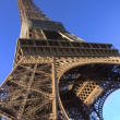 Stock Photo: Eiffel tower