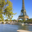 Eiffel tower — Stock Photo #1981486