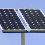 панель солнечных батарей — Стоковое фото #1981679
