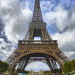 Eiffel tower — Stock Photo #1982317