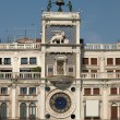 Venice - The Torre dell'Orologio — Stock Photo