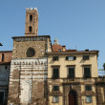 Lucca - San Giovanni church — Stock Photo #1900971