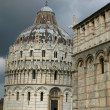 Royalty-Free Stock Photo: Pisa - Duomo and Baptistery