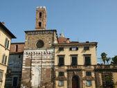 Lucca - San Giovanni church — Stock Photo