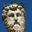 Stock Photo: Florence - Statue of Neptune