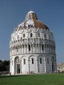 Pisa - Baptistery — Stock Photo