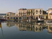 Rethymnon - porto veneziano — Fotografia Stock