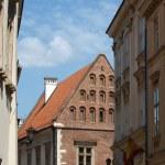 Kanonicza street in old city of Krakow, — Stock Photo #2538830