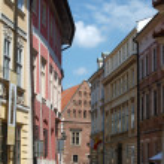 Kanonicza street in old city of Krakow, — Stock Photo #2538903
