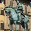 Florence - Piazza Signoria — Stock Photo