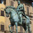 Royalty-Free Stock Photo: Florence - Piazza Signoria