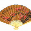 Chinese fan - Stock Photo