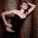 Portrait of sexy girl — Stock Photo #2405231