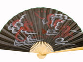 Chinese fan — Stockfoto