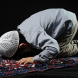 Muslim boy — Stock Photo