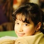 Beautiful girl — Stock Photo