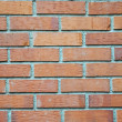 Real brickwall — Stock Photo