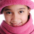 Winter girl — Stock Photo #1929123