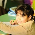 School girl — Stock Photo #1962855