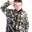 Army boy — Stock Photo #1977360