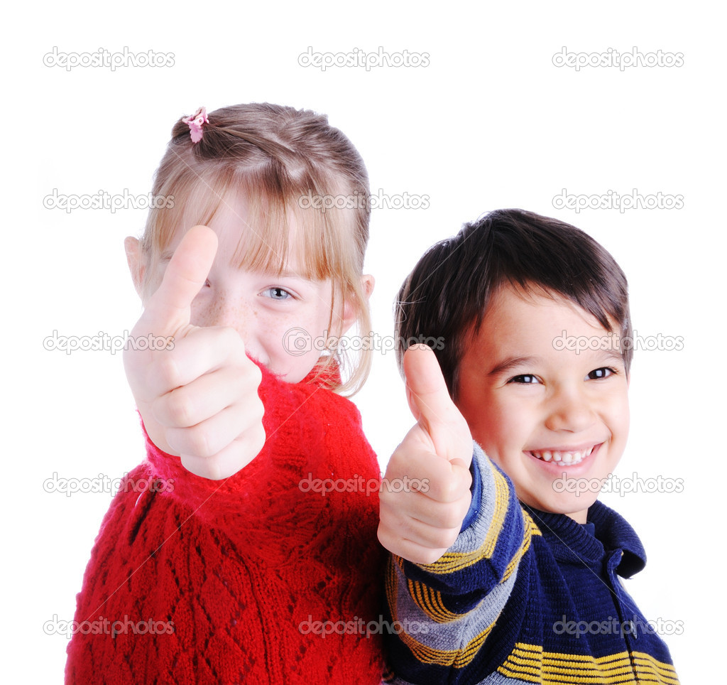 Happy children  — Stock Photo #1977240
