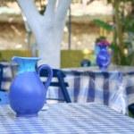 Greek traditional tavern — Stock Photo #1940814