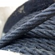 Stock Photo: Steel cable