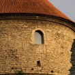 Medieval tower detail — Stock Photo